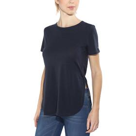 super.natural Comfort Japan T-shirt Femme, navy blazer